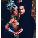 Queen of The Damned Movie Still Signed A4 Promo Paper Print