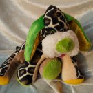 Wild Dog soft toy Giraffe Dachshund plush Safari decor HANDMADE Hound Spaniel floppy puppy decor