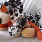 Handmade AUSTRALIAN SHEPHERD DOG plush blue merle aussie puppy unique soft toy decor collectible