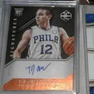 Signed Autographed TJ MCCONNELL basketball card
