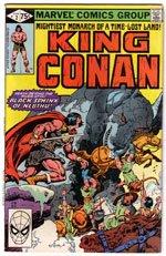 King Conan #2 Marvel Comics VF