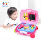 Pretend Play Make-up Dress Toys Luggage Suitcase Toy Set HUILE TOYS 3109 New