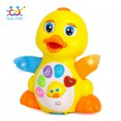 Baby Toys EQ Flapping Yellow Duck Infant Brinquedos Bebe TOYS 808