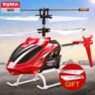 SYMA W25 2 Channel Indoor Mini RC Helicopter with Gyroscope by Rock Remote