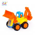 1PC HUILE TOYS 326A New Baby Cars Truck Toy Kids Toys For Children Small Pull