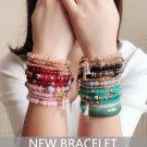 New Fashion Jewelry Beads Bracelet Handmade Multi layer