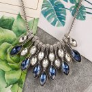 Necklaces & Pendants Crystal Maxi Necklace for Women Female Chain Collar Collier Femme 2018 Fashion