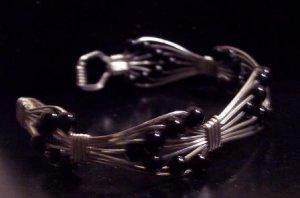 Sterling Silver Arrowhead Bracelet