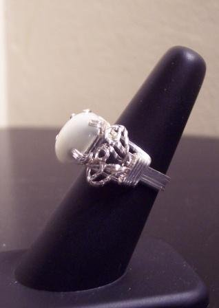 Sterling Silver Ladies ring