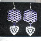 Dragonscale Earrings