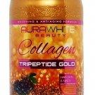 Aura White GOLD COLLAGEN TRIPEPTIDE SHINING BRIGHT Skin Whitening 1000 g.