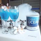 6X FEORA BLUE OCEAN 1 BOX 7 Sachets Premium Grade Anti Aging For Skin Aura White