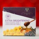 10X Lovely Extra Brightening Cream Night Cream Restore Moisture to Skin 18 g.