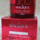 3X Night Cream MAGIQUE Youthful Radiance Advanced Regenerating 50 ml.Save Set