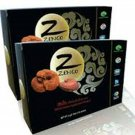 4X ZENGO Tea Herb Dietary LINHZHI & MINERAL Supplement Korean Drink 200 Saches