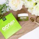 3X Acno5 Anti -Acne Whitening Mask 30 ml. Acne Cream Anti Aging Wrinkle New Save