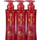 Kowbu Shampoo Hair Tonic 240ml Stimulation Hair Loss Regrow Fall 3 Pack Hot