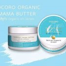 2X COCORO ORGANIC MAMA BUTTER 125g. BODY CARE PRODUCTS Helps Retain Moisture