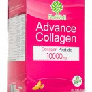 6X NatWell advance Collagen Fruit C+ Plu Kaow 10 Sachets Supplement Melon Drink