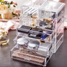 CHOICE FUN Best Selling Large Desktop Clear Acrylic Drawers Casket Big Plastic
