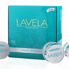 LaVeLa White Cream 1 Set Day Cream+Night Cream+ White Sunscreen SPF 60 PA+++