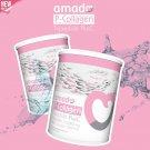 Amado P-Collagen Tripeptide Plus C 100,000mg. Whitening Skin 100.6 g. Premium