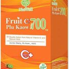 2X NatWell Fruit C + Plu Kaow+700TM 10 Sachets Powdered Kiwi Supplement