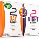 2 Day & 2 Night By Donut Weight loss Supplements Burn 30 Capsules Double Pack