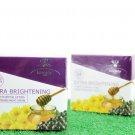 2X Lovely Extra Brightening Cream Night Cream Restore moisture to the skin 18 g.