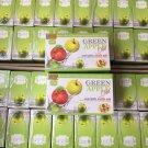 12X VIVI GREEN + RED APPLE DIAT FOR DIETARY&SKIN WHITE SUGAR FREE SUPPLEMENT