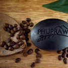 5X Phupraw Scrub Spa Soap Coffee Detox 110 g. Clean Smooth Soft For Skin Save