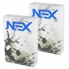 2X NEXDAY Dietary Supplement Make Shape Better Milk Chocolate 10 sachets New