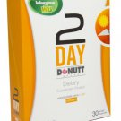 Donutt 2 DAY Weight loss Supplements Burn during 30 Capsules Box Orange.
