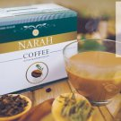 Narah Herbal Coffee 3 in 1 Newest Product 12 sachets Organic Coffee Extra New