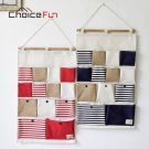 CHOICE FUN Multi-functional Home Wall Sewing Knitting Needles Fabric