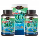 2X Auswelllife Algal Oil DHA 110.25 Mg 60 Tablets Vitamin Nourish and Strengthen