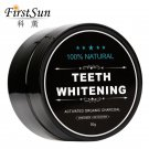 2017 Coconut Shells Activated Carbon Teeth Whitening Organic Natural Bamboo