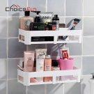 CHOICE FUN Bathroom Shelf Plastic Bathroom Storage Bathroom Wall Shelf Bathroom