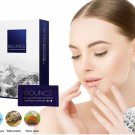 2 Pack HibridX BOUNCE 3X Age Defying Essence Anti Aging Cream 1 Box / 7 Sachets