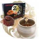 ZENGO Tea Herb Dietary LINHZHI & MINERAL Supplement Korean Drink 50 Saches New