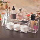 New Best Clear Transparent Cosmetic Mascara Makeup Brush Perfume Storage