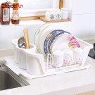 New Kitchen Utensil Accessory Organizer Storage Tableware Dryer Dish