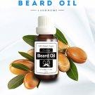 2X Lanthome Original Beard Growth oil Mustache Grow Stimulator 100% Natural 10ml