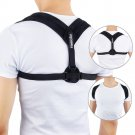 Adjustable Clavicle Back Care Posture Corrector Brace Shoulder Support Strap