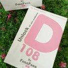 D108 By FonnFonn Unlock all skin problems Glutathione&Collagen 10 Capcule