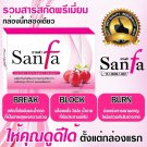 3X Sanfa Lose Weight Dietary Supplement Skin Beauty 10 Capsules