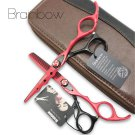 Brainbow 6.0 Japan Hairdressing Scissors Hair Cutting Thinning Scissors Set
