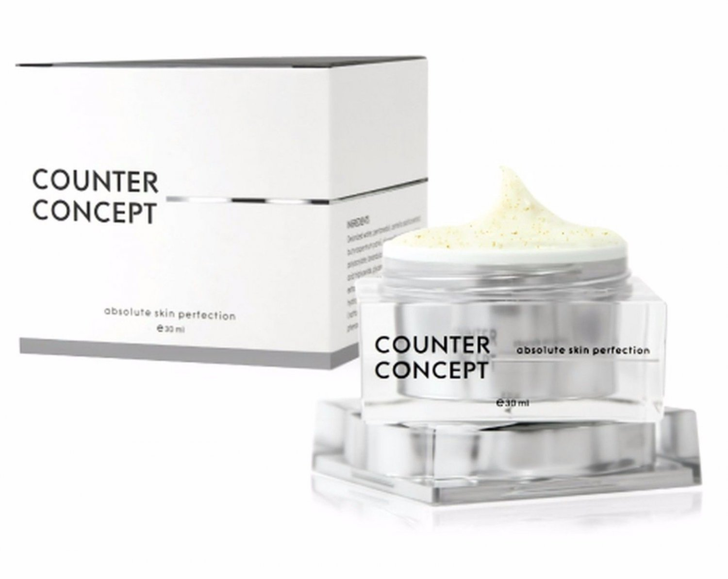 COUNTER CONCEPT Cream Moisturizer & Whitening Absolute Skin Perfection 30 ml.