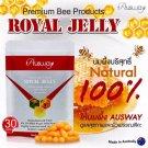 Ausway MAX Royal Jelly 1600mg 100% Natural Australia Youthful Healthy Skin 30 T