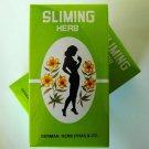 Sliming German Herb (Thai) Co 50 Slimming Tea Bags 100% Natural Int Postage